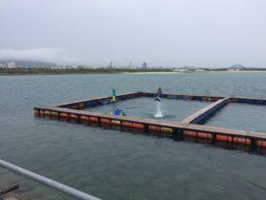 ドルフィンファンタジー石垣島‐イケス