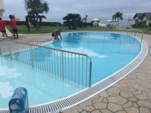 フサキリゾート-3段階プール