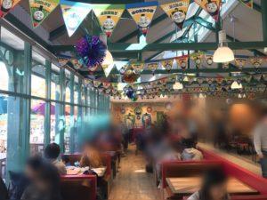 トーマスレストラン(店内)